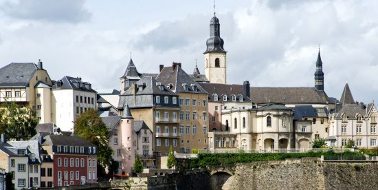 taxi transfer from luxembourg airport to luxembourg city center